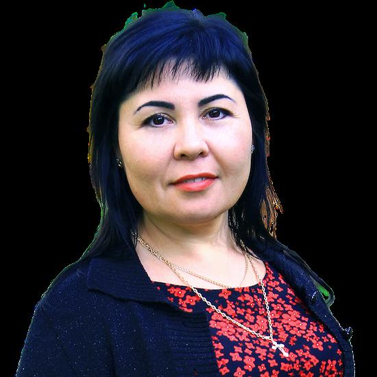 Семёнова Светлана Владимировна