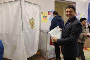 Депутаты Совета Сыктывкара приняли участие в едином дне голосования