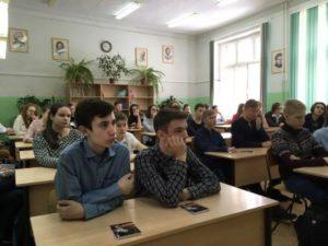 В День местного самоуправления в сыктывкарских школах прошли уроки с участием депутатов города