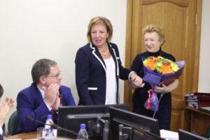 Депутатам Совета Сыктывкара вручили награды разных уровней