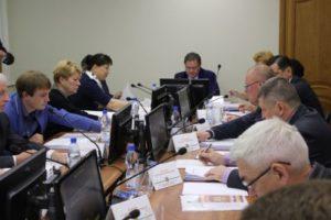 Шестнадцать решений Х заседания Совета Сыктывкара