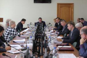 В Совете Сыктывкара прошло совместное заседание постоянных комиссий