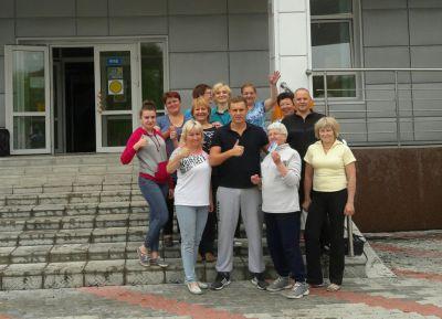 Сыктывкарские утренние зарядки расширили географию проведения