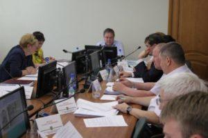 Отчет об исполнении бюджета и внесение изменений в план приватизации - основные вопросы прошедших заседаний комиссий