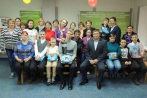 В столице Коми детям c ограниченными возможностями подарили незабываемый праздник