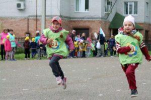 Детский сад №65 стал самым спортивным среди дошкольных учреждений Сыктывкара