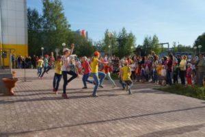 В Сыктывкаре прошел увлекательный детский праздник «Счастливое детство»