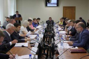 Состоялось VIII заседание Совета Сыктывкара
