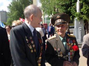 Сыктывкар почтил память погибших в годы Великой Отечественной войны