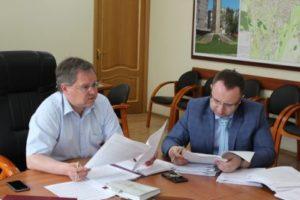 Состоялось заседание Президиума Совета Сыктывкара