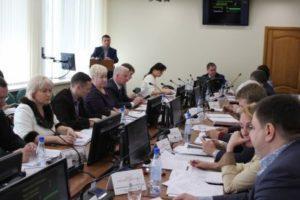 На совместном заседании постоянных комиссий Совета Сыктывкара депутаты обсудили вопросы предстоящего заседания Совета