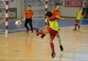 В Сыктывкаре пройдёт турнир по мини-футболу среди дошкольников