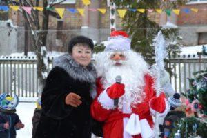 В детском саду № 113 Эжвинского района новогодняя елка зажгла свои огни