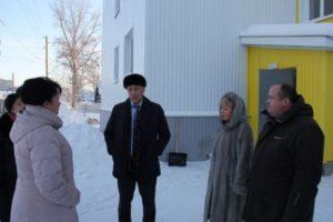 Сыктывкарские депутаты оценили готовность домов для переселенцев из аварийного жилья