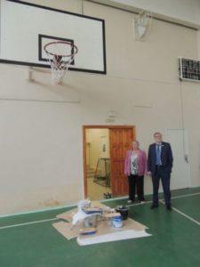 Оценка готовности Эжвинских школ к новому году - положительная!
