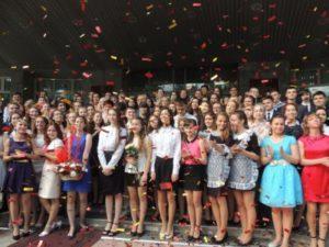 Выпускники школ Сыктывкара получили медали за особые успехи в учении