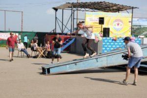 В Сыктывкаре прошел фестиваль экстремальных видов спорта