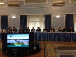 Председатель Совета Сыктывкара Владимир Жариков принял участие в собрании Союза городов Центра и Северо-Запада России.