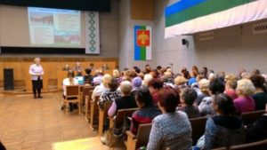 24 марта состоялась отчетно-выборная конференция Совета ветеранов Эжвинского района.