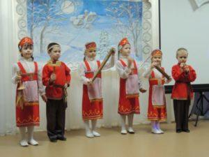 Календарь«Коми народный фольклор»