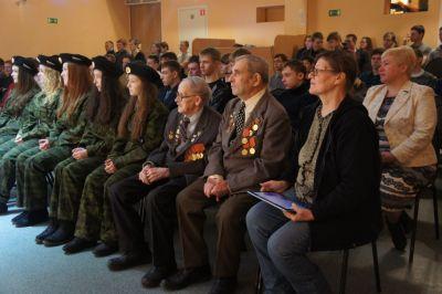 День призывника в Сыктывкаре