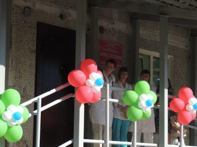 Новая амбулатория открылась в эжвинском Строителе