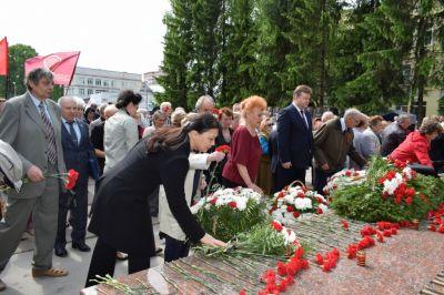 Сыктывкарцы вспомнили события далекого 1941 года