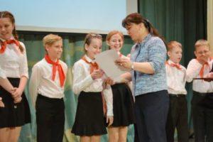 Победители фестиваля «Славянская лира» получили дипломы из рук председателя Совета Сыктывкара