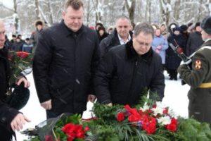 В Сыктывкаре отдали дань памяти воинам-интернационалистам