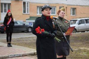 В Сыктывкаре отмечают День Великой Победы