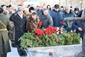 В Сыктывкаре почтили память погибших в локальных конфликтах