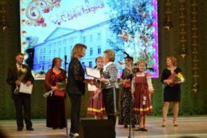 Выпускники Дворца творчества детей и учащейся молодежи поздравили «Дом детства» с юбилеем