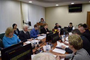 Состоялось заседание Совета Сыктывкара