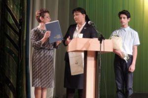 Анна Дю приняла участие в Спиридоновских чтениях, прошедших в Сыктывкаре