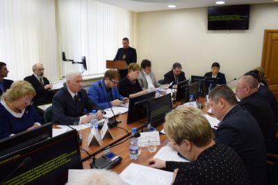 Депутаты города провели очередную сессию