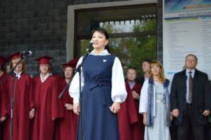 Председатель Совета Сыктывкара пожелала студентам успехов в учебе