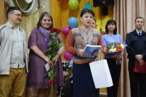 Анна Дю поздравила воспитанников детского дома №1 с приближающимся Днем знаний