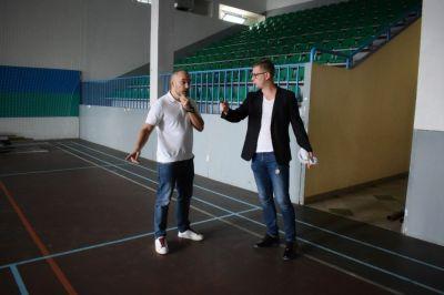 Депутат Совета Сыктывкара Дмитрий Тарасов оценил готовность футбольной спортшколы к новым стартам
