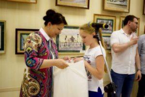 Победители конкурса творческих проектов идеи оформления набережной в Кировском парке получили подарки от городских властей
