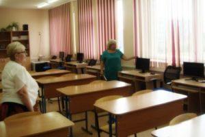Депутаты Сыктывкара осмотрели школы Эжвинского района