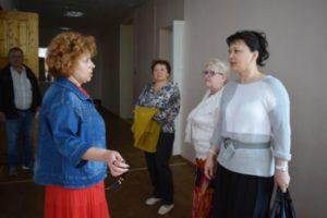 Председатель Совета  Сыктывкара оценила готовность школ к новому учебному году