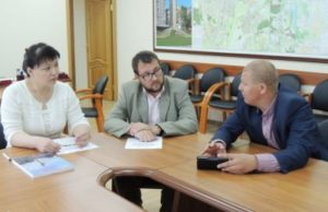Председатель Совета Сыктывкара поддержала идею установки в городе мемориального памятного знака пограничникам всех поколений