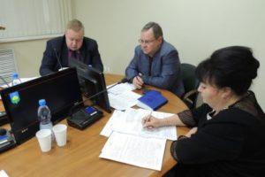 В Сыктывкаре состоялись публичные слушания по внесению изменений в Устав города