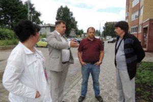 Депутаты Сыктывкара осмотрели квартиры для переселенцев из аварийного жилья