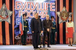 В Сыктывкаре стартовал месячник спортивно-патриотической работы