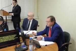 Состоялось XV заседание Совета Сыктывкара