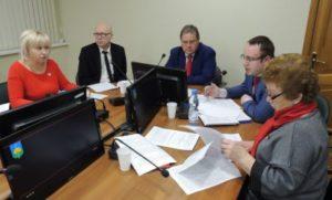 В Сыктывкаре прошли публичные слушания по внесению изменений в Устав города