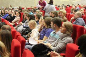 В Сыктывкаре состоялось общегородское собрание для родителей воспитанников дошкольных образовательных учреждений