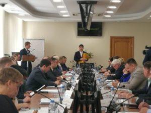 Председателем Совета МО ГО «Сыктывкар» избрана Анна Дю