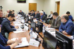 В Совете Сыктывкара состоялось последнее в этом году заседание